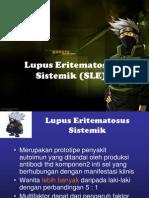 Lupus Eritematosus Sistemik (SLE),Pertama April 2010