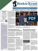 Hoekse Krant week 01