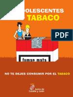 Los Adolescentes y El Tabaco
