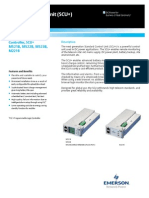 Standard Control Units+ Datasheet
