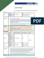 National Winter/Summer Recruitment Strategy