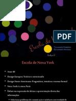 História do design. Escola de Nova York
