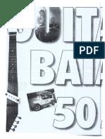Guitarra Baiana 50 Anos - Guitar Player-br No_50
