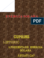 Energia Solara