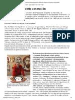 30Giorni _ Un arte que despierta veneración (Entrevista a Marko Ivan Rupnik por Paolo Mattei)