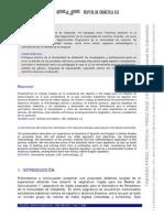 español y del inglés para los Medios de COMUNICACION
