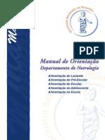 Manual Alim Dc Nutrologia