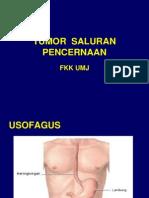 Tumor Saluran Pencernaan