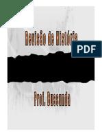 Resumão de História - Prof. Bussunda