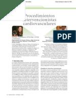 Intervenciones cardiovasculares
