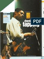 Stanley Jordan - Rock Chordal Tapping