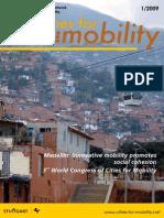Stuttgart Cities for mobility Magazine_2009-01