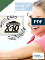 Home Systems Catalogo x10 2010