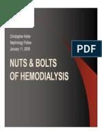 Essentials Hemodialysis 2008