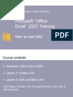Excel Tips by Shehzad Saleem