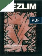 [Vol.2,No.1] Mezlim - Beltane 1991