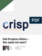 Dell-Dropbox-Allianz –  Wer spielt mit wem?