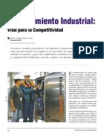 Mantenimiento Industrial Vital Para La Competitividad