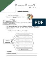 palavrashomnimas-130228160503-phpapp01