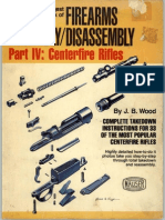 The Gun Digest Book of Firearms Assembly, Disassembly [Pt. IV - Centerfire Rifles] - J. Wood (DBI, 1980) WW