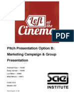 Marketing Strategy documentation