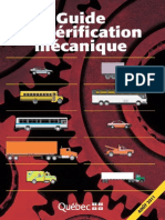 Guide de Verification Mecanique PDF