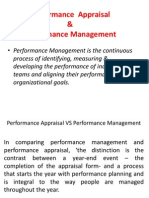 Performance Appraisal & Performance Management 2