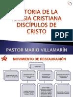 Historia Icdc