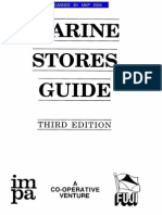 IMPA MARINE STORES GUIDE 3RD ED