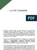Ac Ac Converter 2013