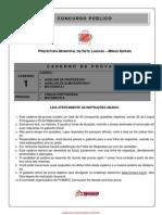 Caderno_1_Auxiliar de Professor I