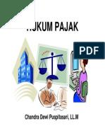 Hukum Pajak