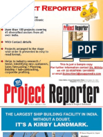 Project Reporter 15 Sept,2009