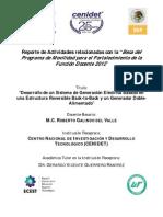 Reporte Movilidad2012 RGV UTAltamira
