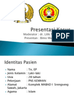 Presentasi Kasus