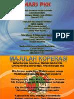 Mars PKK Dan Mars Koperasi