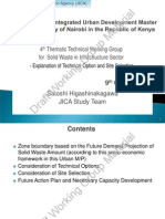 Nairobi Urban MP Presentation_4th Working Group_SWM_for HP