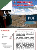 Minería / consumo humano y agricultura