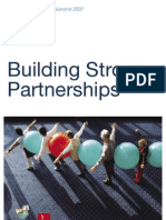 Buiding Stong Partnership