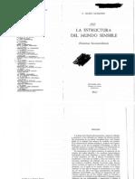 101346670 Moulines Ulises 1973 La Estructura Del Mundo Sensible OCR ClScn