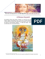 Deusa Gayatri