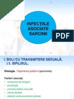 Curs 13 Infectiile Asociate Sarcinii