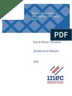 06. Metodología Censo Población