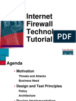 Cisco - Internet Firewall Technology Tutorial