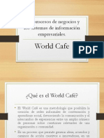 World Cafe Taller - Workshop