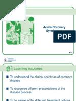 3 Acute Coronary Syndromes 2010v1