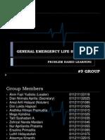 Presentation GELS I - Group 9