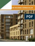 A NEW LONDON HOUSING VERNACULAR