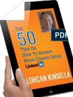 Top 50 Tips on How to Attract More Clients Using LinkedIn