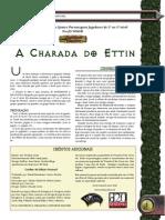 Aventura (2-3 Nivel) - A Charada Do Ettin